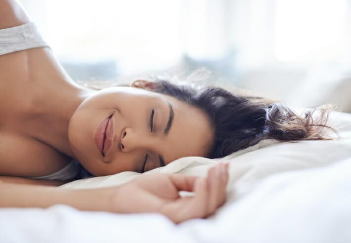 Sleep better because of sleep apnea treatment