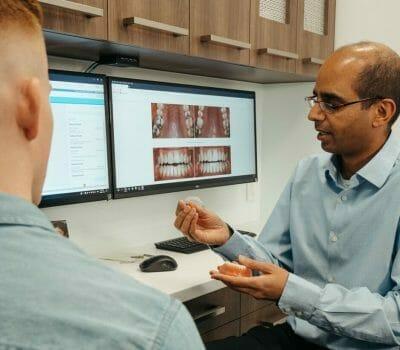 Orthodontic Costs in Calgary Smile Test Invisalign Consultation